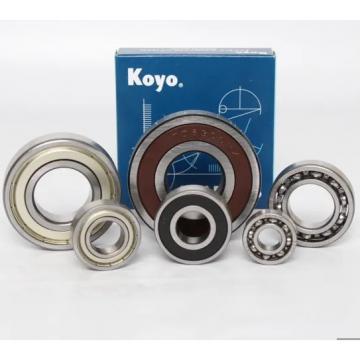 AST 683HZZ deep groove ball bearings